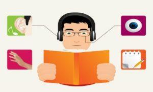 estilos de aprendizaje tipos test kolb vak